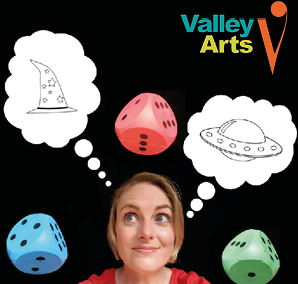 Dice Tales – The Improvised Story Show