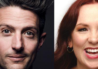 Comedy Evening with Catherine Bohart and Stuart Goldsmith